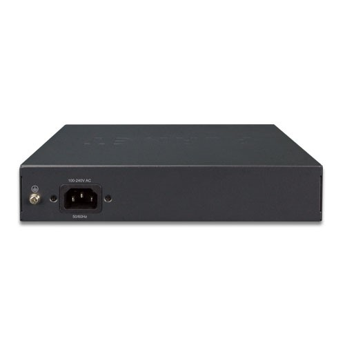 8-Port PoE + 2-Port 10/100TX Desktop Switch