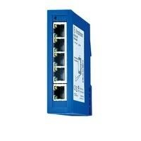 DIN Rail Managed Switch 5x FE TX