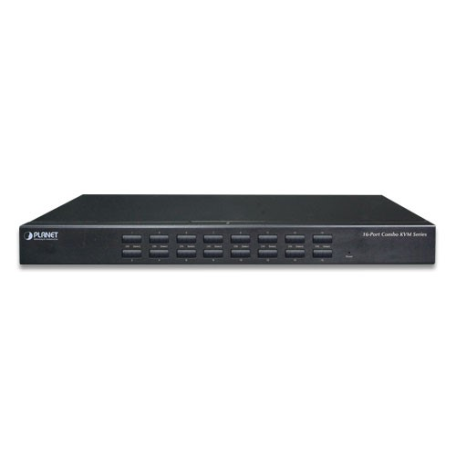 16-Port Combo IP KVM Switch