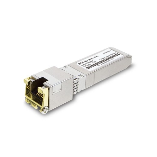 10GBASE-T SFP+ Copper RJ45 Transceiver