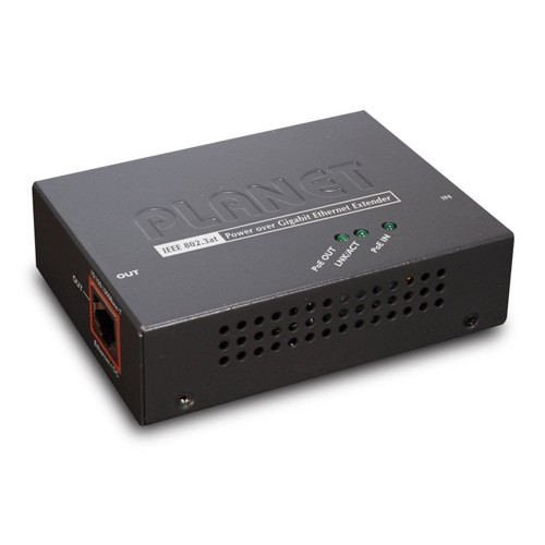 IEEE802.3at POE+ Repeater (Extender) - High Power POE