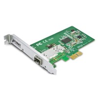 PCI Express Gigabit Fiber Optic Ethernet Adapter (SFP)