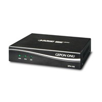 GEPON ONU with 1-Port Fast Ethernet + 1-Port Gigabit Ethernet
