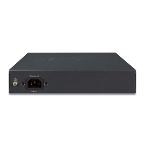 8-Port 10/100/1000T 802.3at PoE + 2-Port 10/100/1000T Desktop Switch (120W PoE Budget, Standard/VLAN