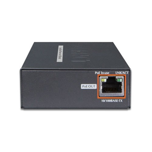 1-Port Long Reach POE over Coax Extender Kit