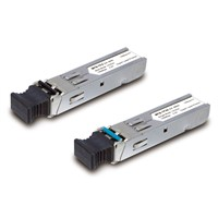 Single Mode 60KM, 100Mbps SFP fiber transceiver
