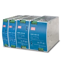 48V, 480W Din-Rail Power Supply