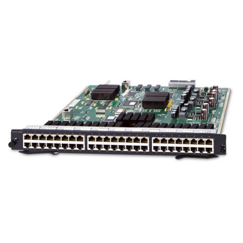 44-port 100/1000X SFP + 4-Port 10G SFP+ Switch Module for XGS3-42000R